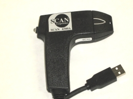 6500A USB Wand Scanner